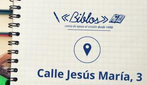 Academia de enseñanza Córdoba - Biblos