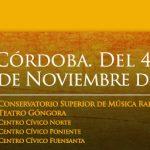 Córdoba y el Festival de Piano Rafael Orozco